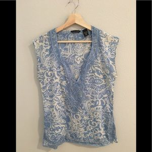 NY & Co Indian-style Blouse